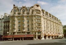 Hotel Lutetia in Paris where the German counter-intelligence was located during the occupation