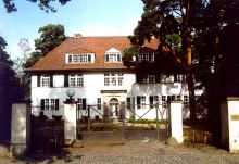 "The ""Reich Brides' School"" on the island of Schwanenwerder in Berlin"