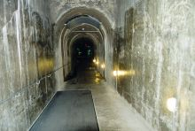 Tunnel in the Obersalzberg